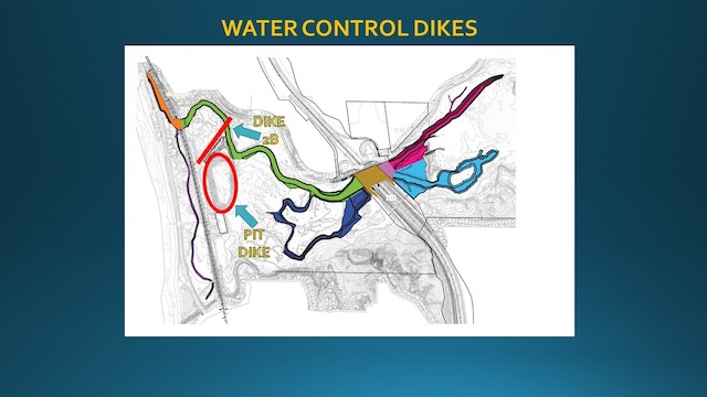Dike Map Revised